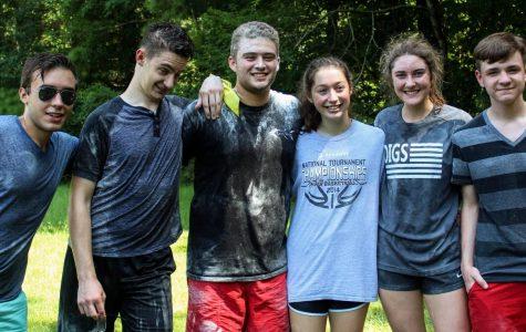 Junior-Senior retreat shows vision of new administration