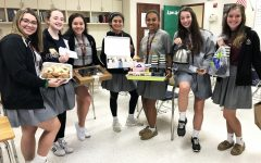 Northlake Christian School kicks off season of giving with service week.