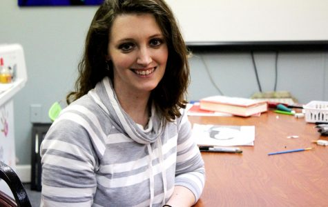 Art teacher Maria Gatto led to Northlake on God's timing