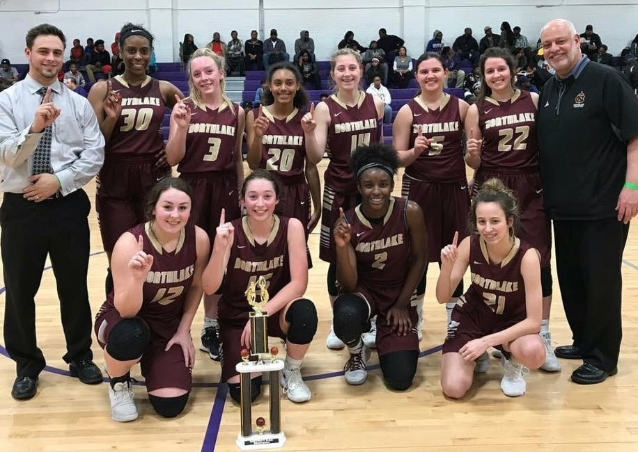 Lady Wolverines make district champions second consecutive year