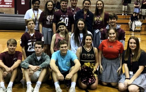 Homecoming week anticipates much excitement among students