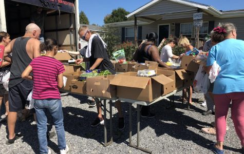 Pura Vida club serves community