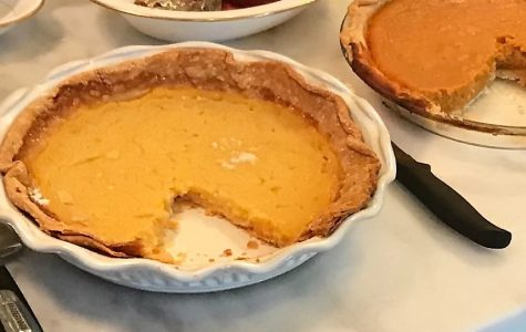 My Nostalgic Thanksgiving Recipe: Lemon-Buttermilk Pie