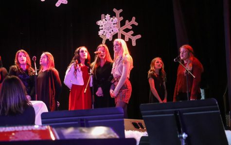 Christmas Chapel gives students platform to perform, honors Christ's birth