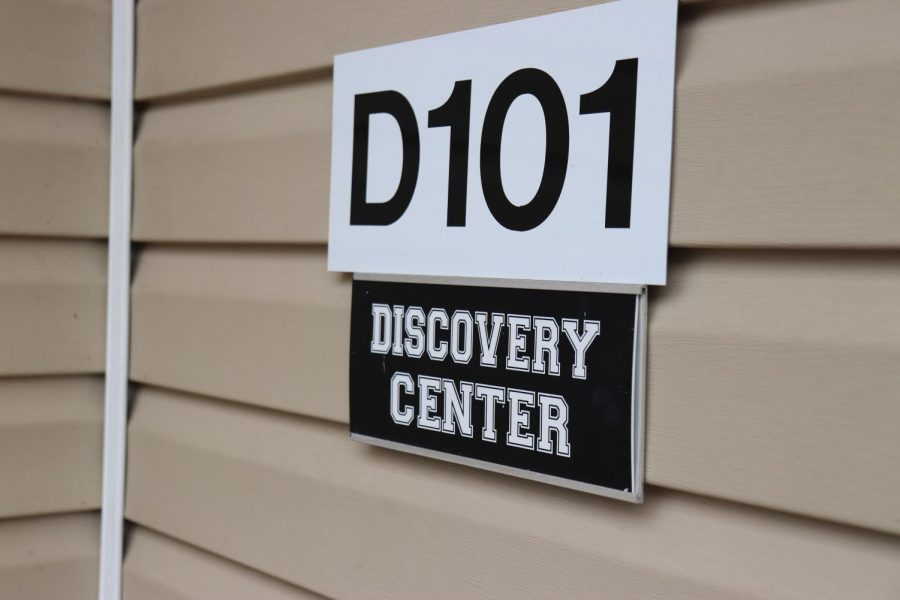 Discovery Center offers resources for students