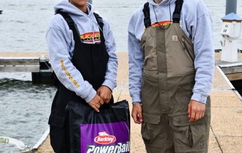 Capdeoscq and Acosta qualify for National Fishing Championship