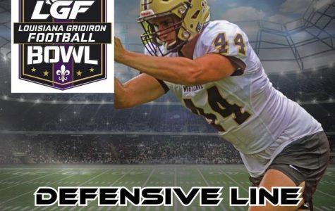Northlake Christian Senior Colby Thrasher receives invite to Louisiana Gridiron Football All-Star Bowl Game