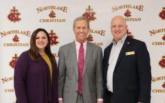 Northlake Christian has Honor of Hosting Frank Brogan