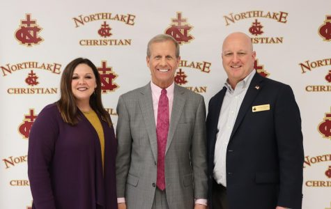 Northlake Christian has Honor of Hosting Frank Brogan