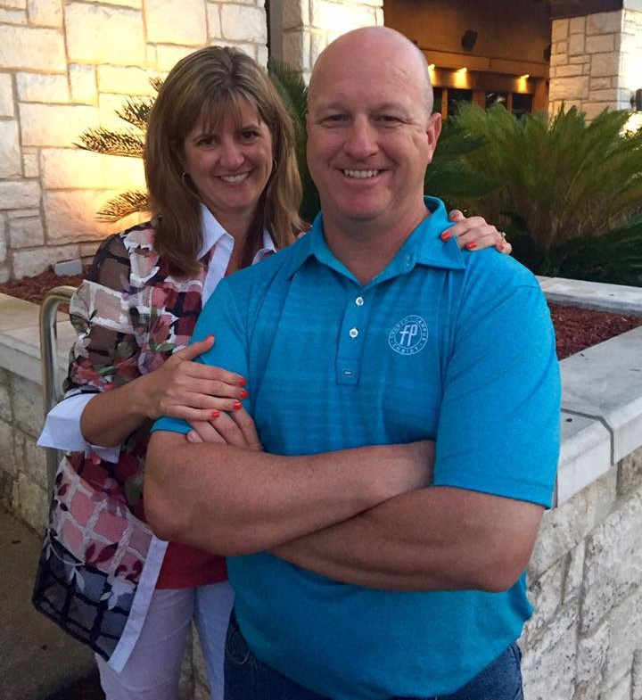Glenn and Sue Martin travel to Covington for a week of preparation for next year.