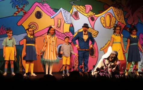 Lively 'Seussical The Musical' bonds students from Lower, Middle, and Upper