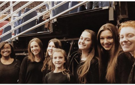 Students keep music alive through Vocal Ensemble